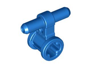 Lego Pneumatic Hose Connector with Axle Connector