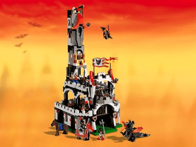 BrickLink   Set 6097 1   Lego Night Lord s Castle  Castle Fright     Lego Night Lord s Castle