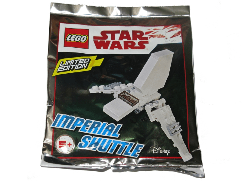 Bricklink Set 911833 1 Lego Imperial Shuttle Foil Pack