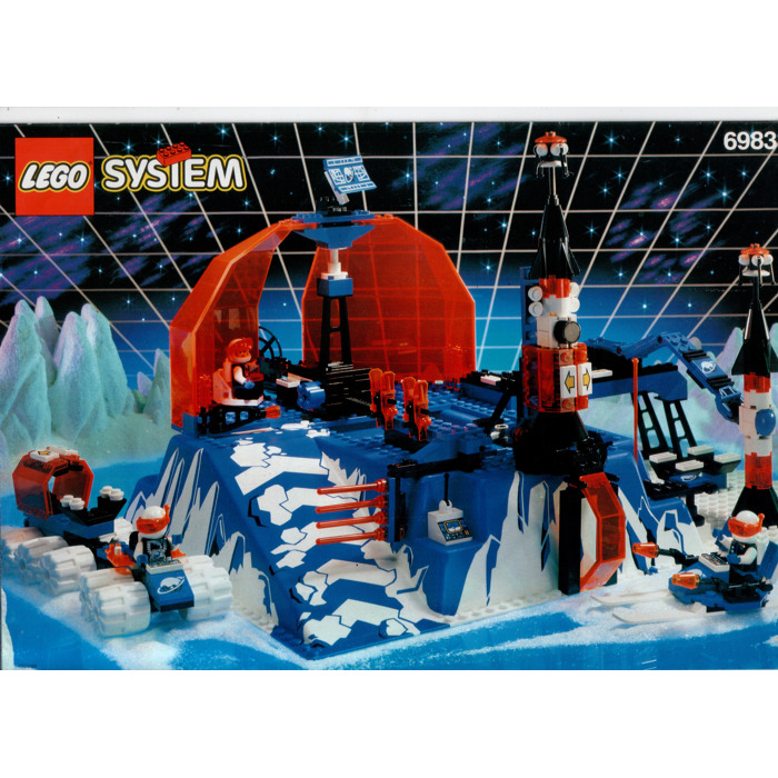 LEGO Ice Station Odyssey Set 6983 Instructions   Brick Owl   LEGO     LEGO Ice Station Odyssey Set 6983 Instructions