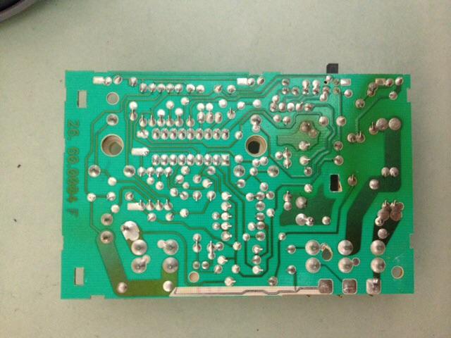 Radiateur Electrique Thermostate En Panne Carte Electronique