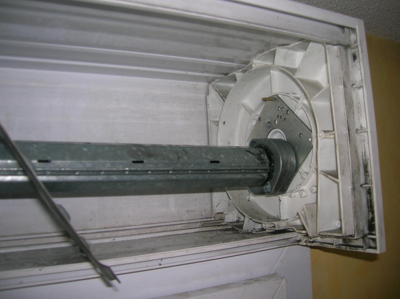 Porte Garage Electrique Demonter Volet Roulant Manuel