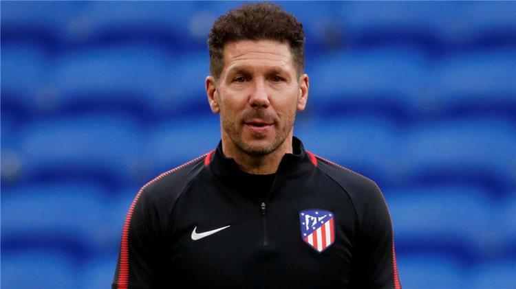 Diego Atletico Madrid coach Diego Simone