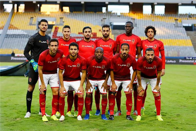 Al - Ahly List