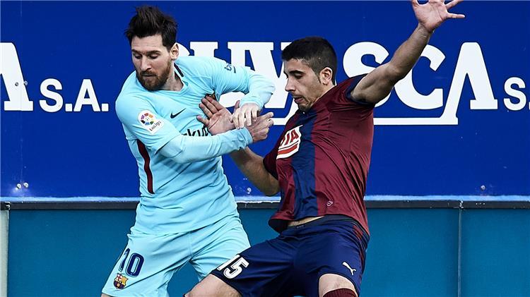 Barcelona and Ibar
