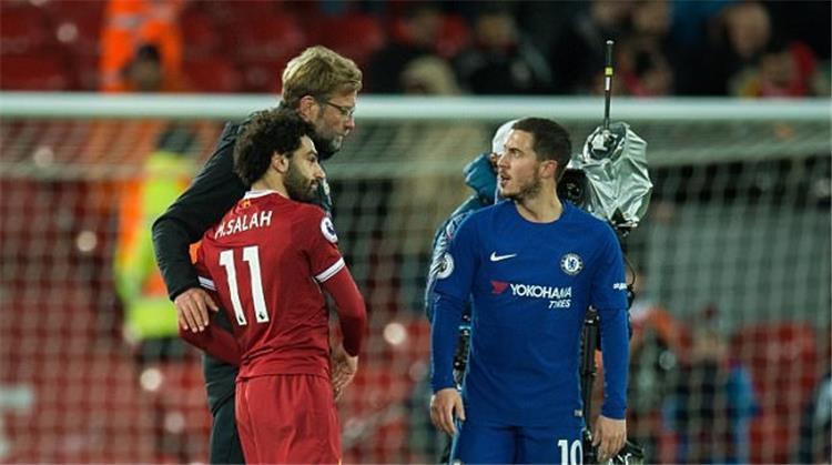 Hazard and Liverpool