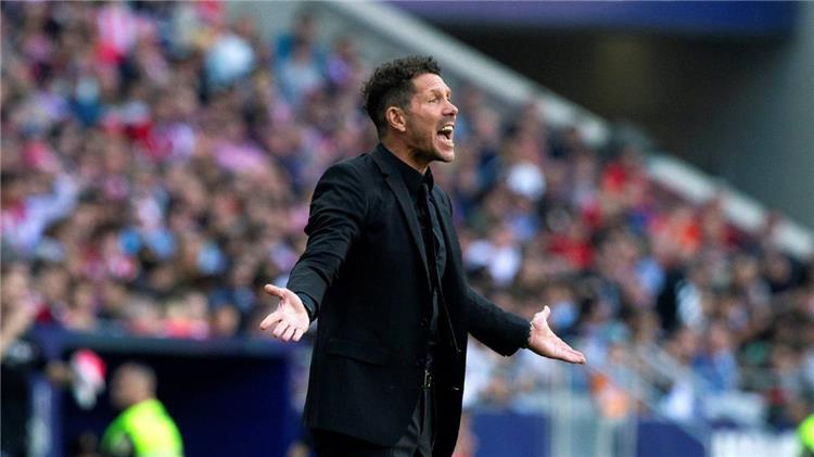 Simeone Simeone responds to rumors of Grizmann's departure from Atletico Madrid