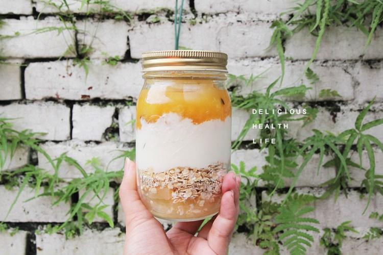 [美食] 百香鳳梨果醬X輕食早午餐,果本森林天然果醬