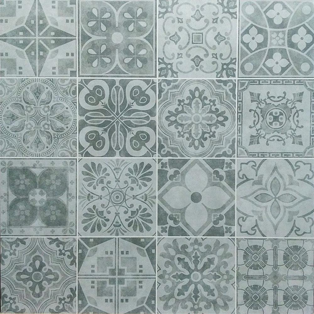 flower tile rustic ceramic floor tiles