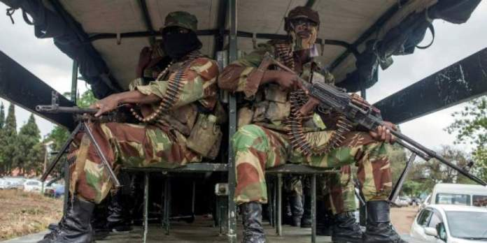 Mnangagwa pampers soldiers, police