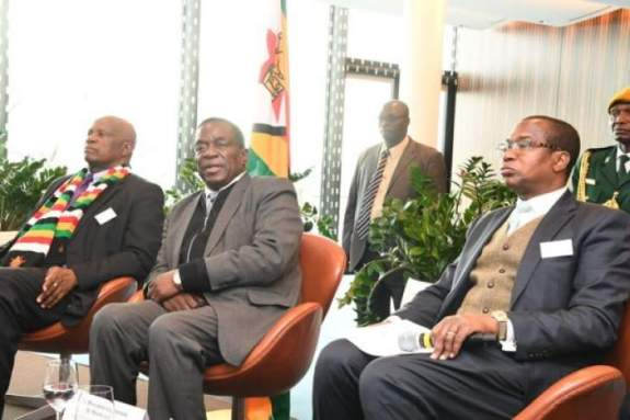 Image result for mthuli ncube, chinamasa