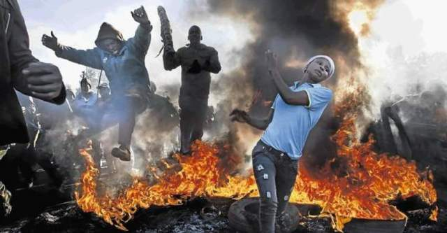 , Twitter Errupts as Xenophobia Attacks Escalate in South Africa