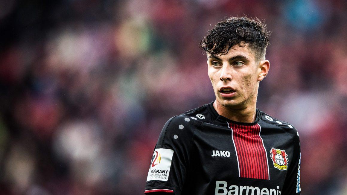 "Bundesliga   Bayer Leverkusen's Kai Havertz: ""I can handle the pressure"""