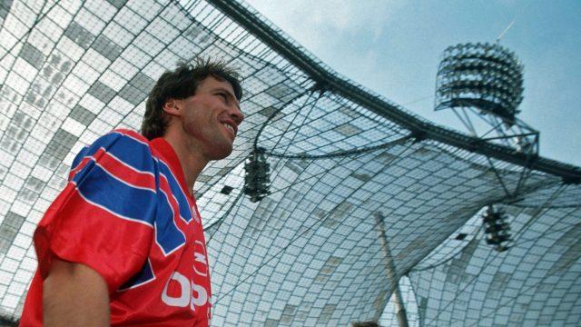 Lothar Matthäus s-a intors ca o legenda la Bayern