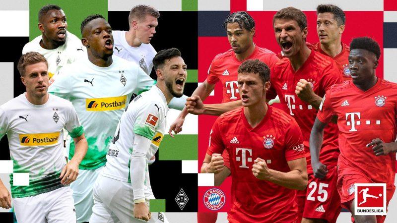 Bundesliga | Borussia Mönchengladbach vs. Bayern Munich: How do they  compare?