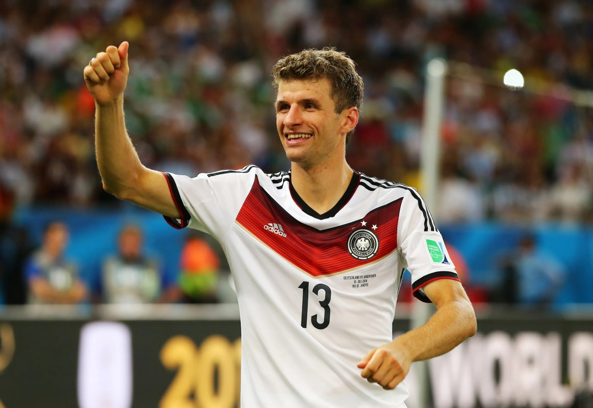 Bundesliga | Why Thomas Müller is the perfect player to lead ...