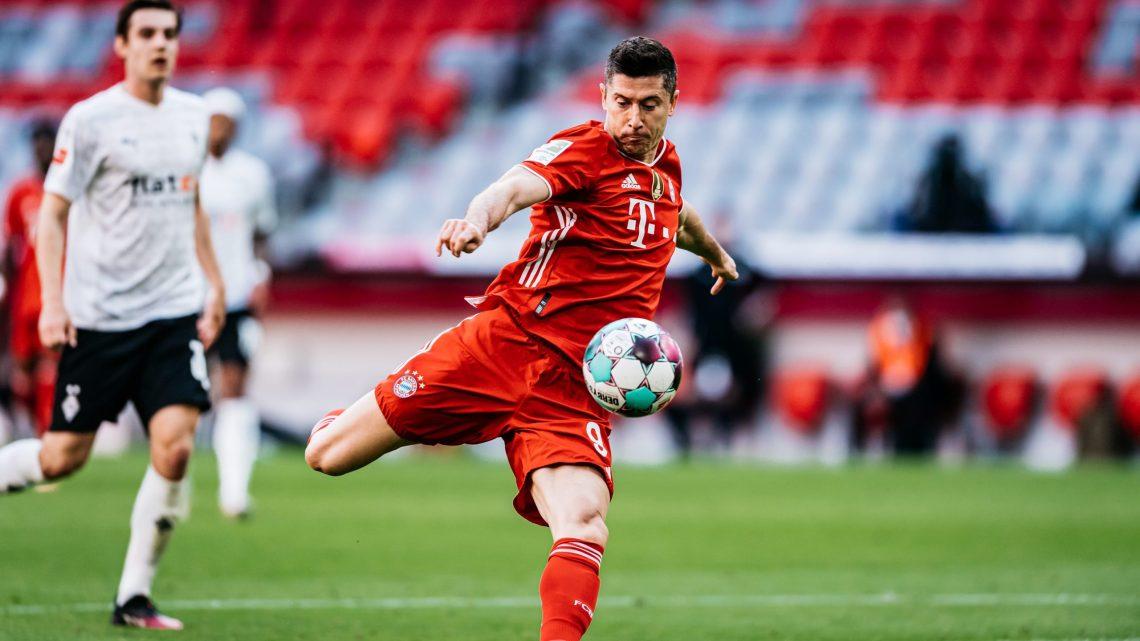 Bayern Muchen's Top Striker Robert Lewandowski Has Revealed His Future Plans