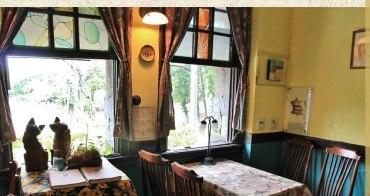 『復刻咖啡館』台南窄門咖啡館,38公分時光入口。