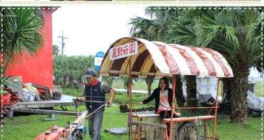 『宜蘭』麗野農場,撿鴨蛋、歐姆蛋捲、玩剉冰、鐵牛車大集合~