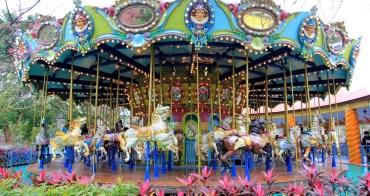台中麗寶假期 | 麗寶樂園X天空之夢摩天輪和POPA家族一起瘋樂園!