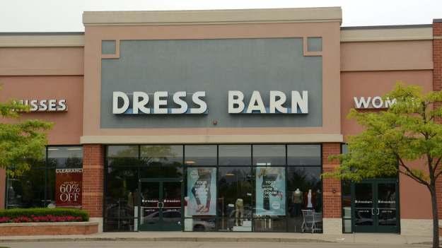 Dress Barn, part of Ascena Retail Group | Source: Shutterstock