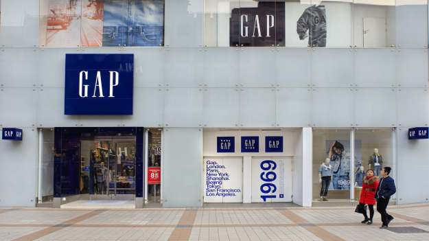 Gap Store   Source: Shutterstock