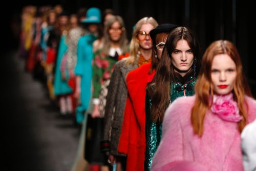 Gucci Autumn/Winter 2016 | Source: InDigital.tv