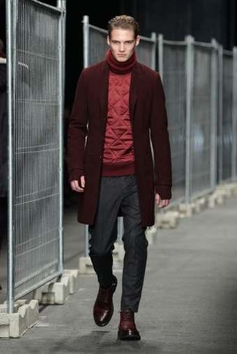 Neil Barrett Autumn/Winter 2012 menswear | Source: Courtesy