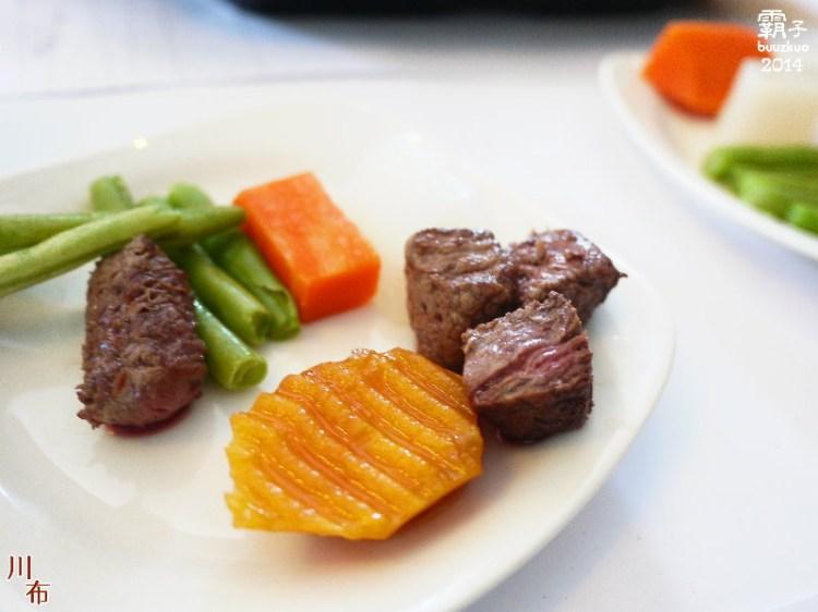 <台中˙西屯> 川布時尚主題餐廳,400度高溫的岩燒樂趣結合蜜糖吐司的雙人下午茶套餐!!!