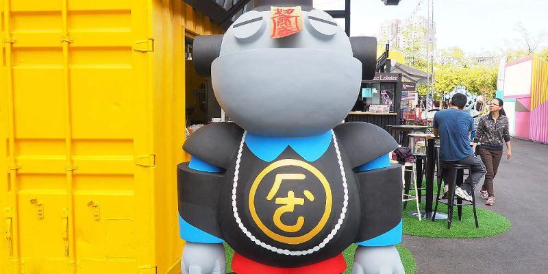 <台中展覽> UNO市集最新盧卡機器人公仔巡迴展,跟著Lucas去旅行大型藝術公仔熱鬧登場!(台中公仔展/台中大遠百展覽/台中活動)