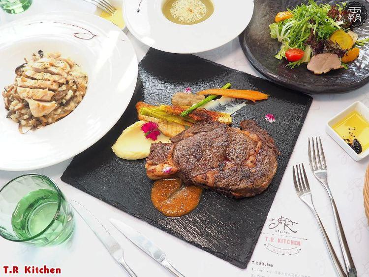 <台中義法料理> T.R Kitchen義法私廚料理,在地食材融入義法料理,桂丁雞軟嫩、Prime肋眼牛肉汁香甜!(大坑義法料理/北屯美食/大坑美食/邀約)