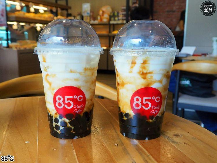 <台中飲料> 85°C週三黑糖珍珠日,黑糖珍珠系列第二杯半價,珍珠控相約一起買黑糖珍珠鮮奶!(台中黑糖鮮奶/台中黑糖珍珠/台中黑糖)