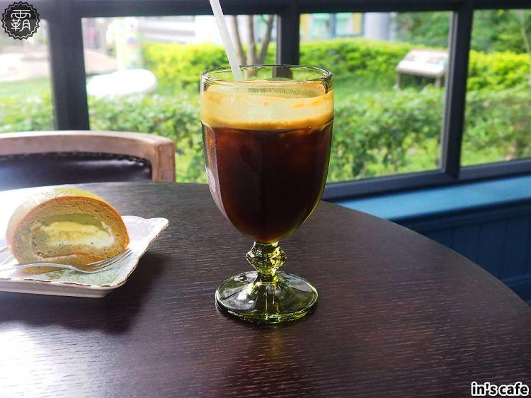 <台中咖啡> in's cafe大坑精品咖啡,英式貴族氣氛,自家烘焙豆咖啡搭配自製蛋糕甜點值得細細品味~