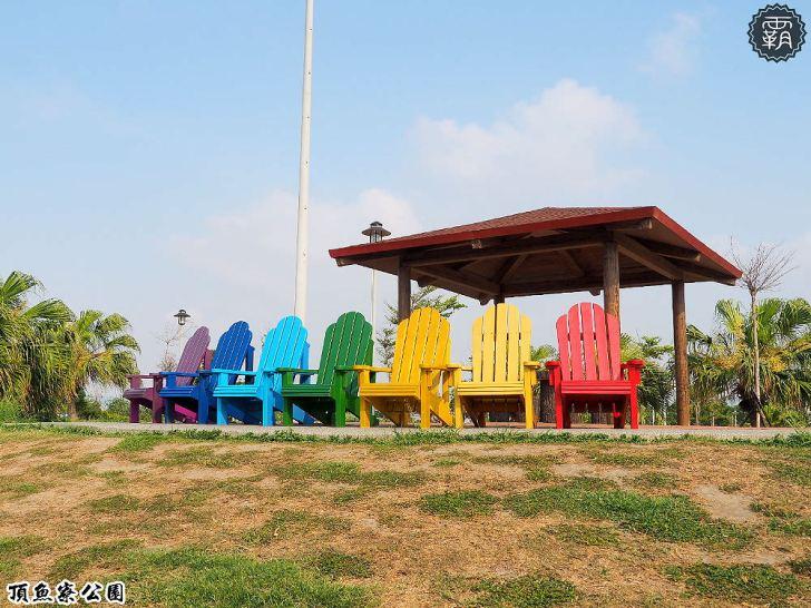 20180930175724 10 - 海線親子遊憩公園,有3D海洋彩繪圖、IG風彩虹椅、草地迷宮,占地寬廣設施齊全~