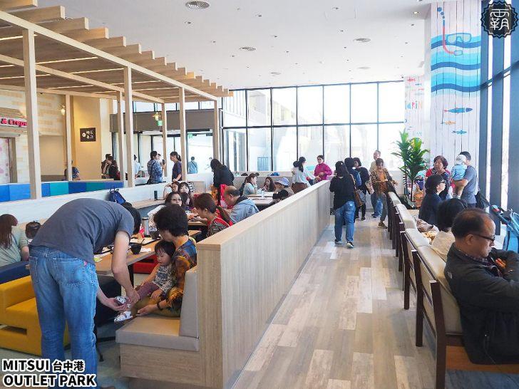 20181129172154 78 - 台中三井OUTLET試營運!最誇張的5間排隊人潮餐廳懶人包,等餐等到天荒地老