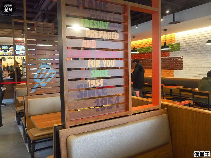 20190121143331 57 - 台中又一漢堡王據點開幕!漢堡王JMall店是獨立店面,開幕優惠任選兩套餐點就送限量購物袋!