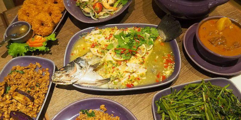 <台中泰式> NARA Thai Cuisine台中中友店,連續多年榮獲最佳泰國料理餐廳,金錢蝦餅蓬鬆空氣感令人難忘!(中友美食/台中泰國料理/邀約)