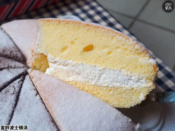 20190221182054 54 - 金鈴波士頓派,在地經營超過40年,蓬鬆海綿蛋糕夾著滑順不膩鮮奶油~