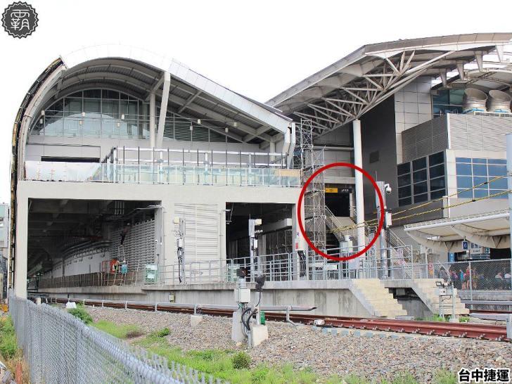 20190512161552 74 - 台中捷運三處轉乘車站,台中高鐵站還是三鐵共站~