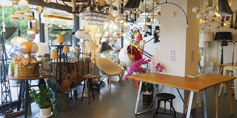 <台中傢俱> 18PARK流行燈飾傢飾,台中旗艦店坐落在台灣大道上,館內各式風格燈飾傢飾琳瑯滿目!(台中燈飾/台中燈具/廣宣)