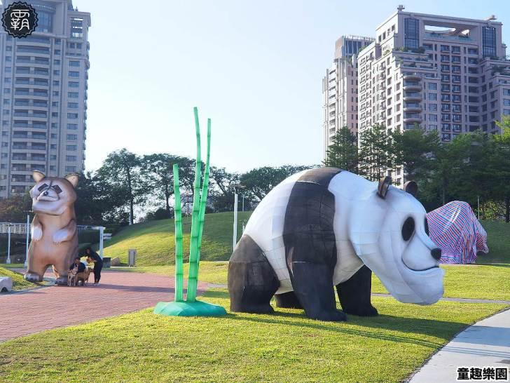 20191213200413 22 - 戽斗星球動物現身文心森林公園,動物童趣樂園即將熱鬧登場!