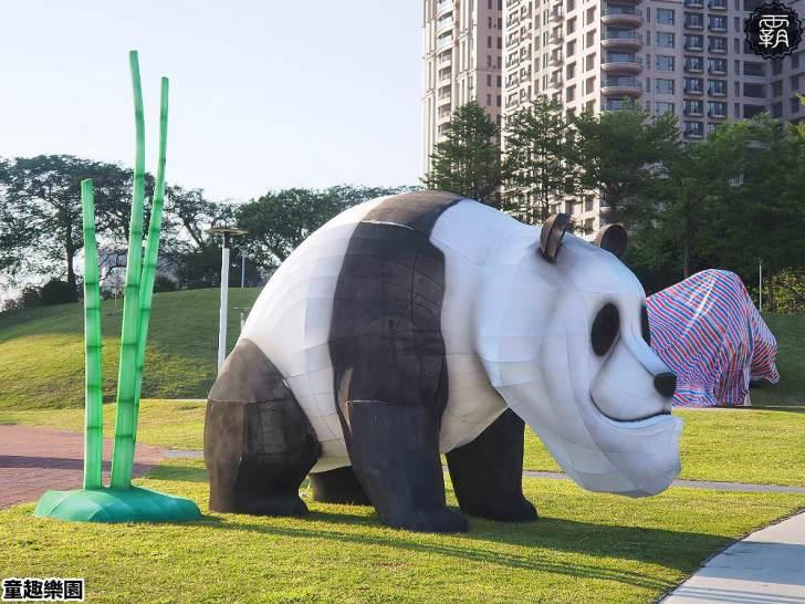 20191213200413 43 - 戽斗星球動物現身文心森林公園,動物童趣樂園即將熱鬧登場!