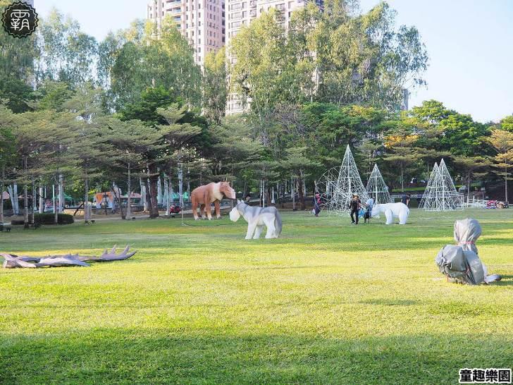 20191213200534 88 - 戽斗星球動物現身文心森林公園,動物童趣樂園即將熱鬧登場!