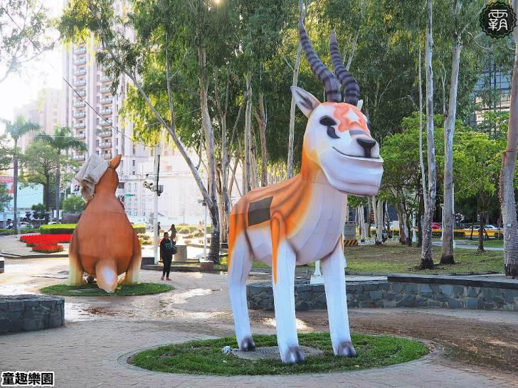 20191213200537 44 - 戽斗星球動物現身文心森林公園,動物童趣樂園即將熱鬧登場!
