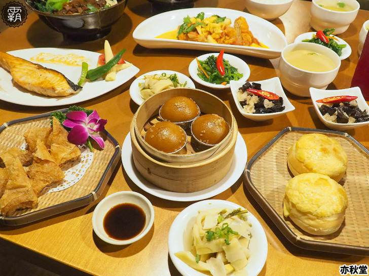 20191229200817 85 - 亦秋堂簡餐、港式甜點,親民價位適合聚餐吃下午茶~