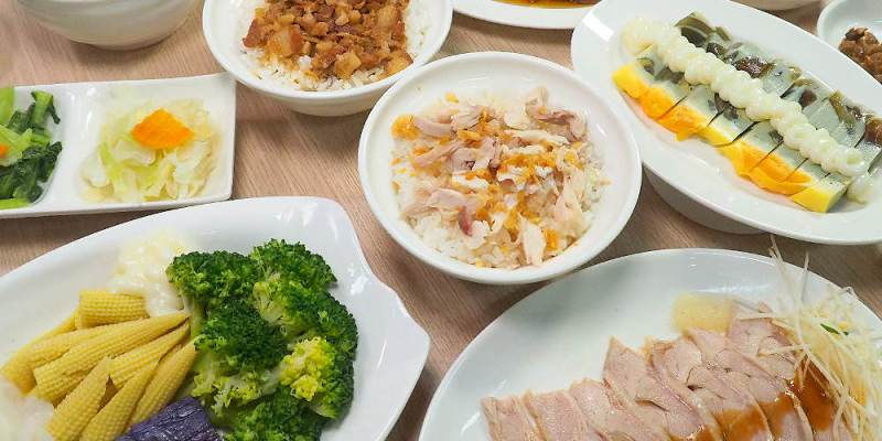 <台中食堂> 回嘉火雞肉飯,道地嘉義火雞肉飯,火雞肉飯配軟Q滷豬腳,還有少見的火雞肉片!(台中雞肉飯/台中豬腳/試吃)