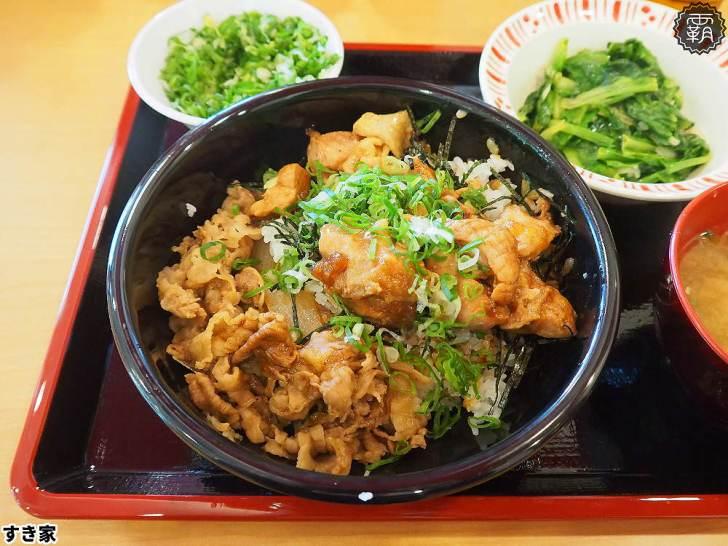 20200114190703 27 - 最新Sukiya牛丼開幕!すき家前進一中街商圈,點主餐就送購物袋!