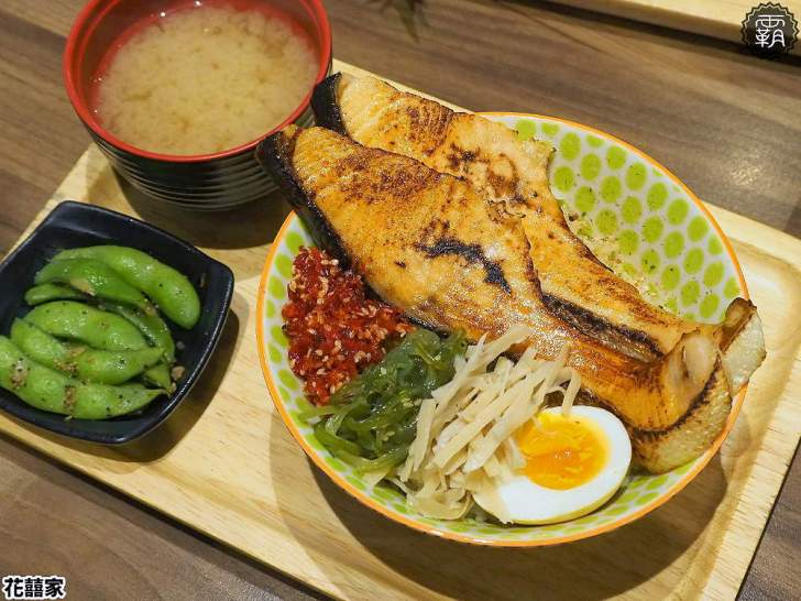 20200119195346 52 - 鮪魚花鮮魚丼,台中車站附近花囍家日式料理,精緻丼飯結合美拍花牆~