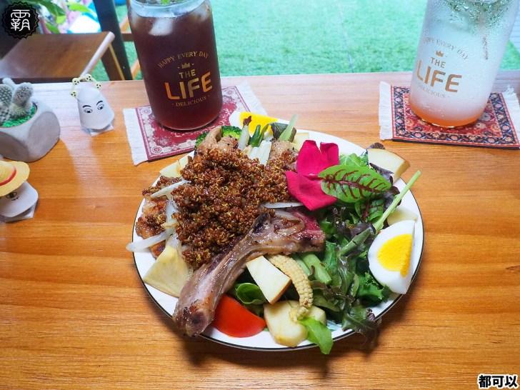 20200602110343 43 - 熱血採訪│都可以早午餐滿滿藜麥入菜!重量級豬排沙拉吃起來!