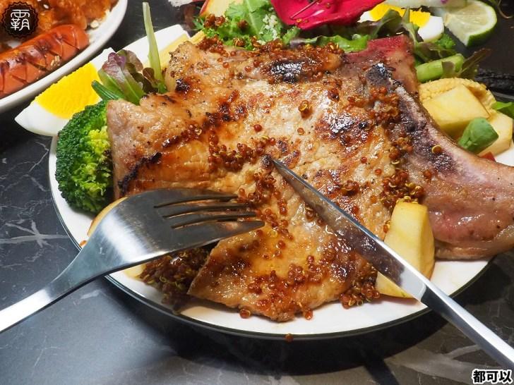 20200602110347 72 - 熱血採訪│都可以早午餐滿滿藜麥入菜!重量級豬排沙拉吃起來!